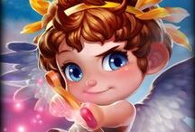 Cupid │God of Love / An arrow from the bow of Cupid, chubby little God of Love, will make anyone give in to passion and desire. / by SMITE: The Game