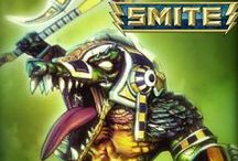 Sobek / God of the Nile / by SMITE: The Game
