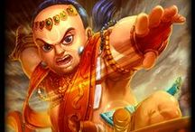 Vamana │Fifth Avatar of Vishnu / hough small of stature, Vamana, the Fifth Avatar of Vishnu, should never be underestimated. His harsh lessons in humility have shamed even the proudest of kings.