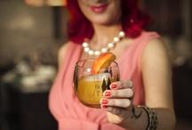 Alcoholic Drinks / by April 'Mineau' Antczak