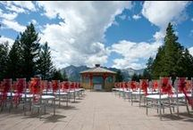 CANMORE WEDDINGS / by ENGAGED films