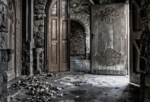 derelict / by Lydia Shuart