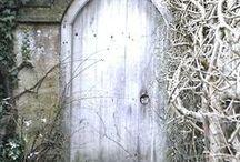 doors / by Lydia Shuart