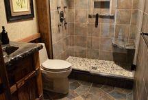 Bathroom Design Ideas / by Joanne Stecker Butzier