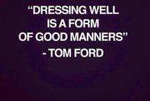 ~~ TOM FORD ~~