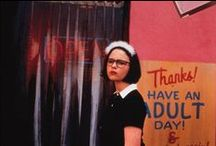 Enid Coleslaw / I love the movie Ghost World. I love Thora Birch as Enid. I just love this character and her look.