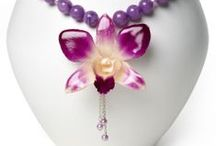 2014 color of the year. / Bead Style magazine's collection of jewelry how-to projects, inspiration, color palettes, and more — all with Pantone's 2014 color of the year, radiant orchid! / by Bead Style magazine