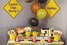 Birthday - Construction