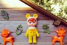 ★Super Happy Youpi Time★ ...dans les Bois! #1 / Mori-Girl version Kawaii!