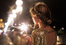 All That Sparkles / Gold / Silver / Glam / Magic / Party style