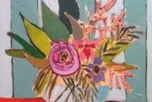 Deck the Walls / Some of my own, and inspirational works! / by Kristin Croissant