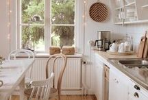 shelter: gather and nourish / a functional kitchen and a cozy place to break bread are among my goals / by Leigh Lindahl