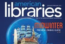 American Libraries Issue Covers