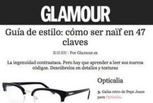 Press / Opticalia recomendada en los medios. ¡No te lo pierdas! / by Opticalia