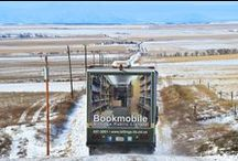 Bookmobiles / National Bookmobile Day (www.ala.org/offices/olos/nbdhome) (Wednesday of National Library Week, April 15, 2015) celebrates our nation's bookmobiles and the dedicated library professionals who provide this valuable and essential service to their communities every day. / by American Libraries magazine - ALA