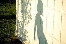 Silhouettes and shadows / by Bonnie Tallo