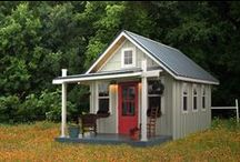 shelter: cabin in the yard / a private get away and its furnishings / by Leigh Lindahl