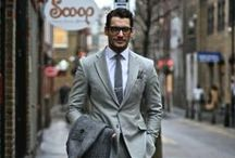 Men's Fashion / by Arie Mohammad R