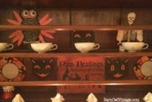 Halloween Holiday / Wonderful Halloween ideas from long ago and the modern day that will give you a host of magical ideas. Costumes, October decor and Halloween decorations. Happy All Hallows Eve!