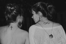 Tattoos & Piercing  / by Ebony Holloman
