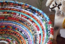 fiber: cotton / projects with fabric / by Leigh Lindahl