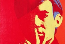 Andy Warhol / by Jesus Martinez