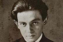 Egon Schiele / by Jesus Martinez
