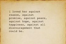 Quotes / by Brittany Victoria