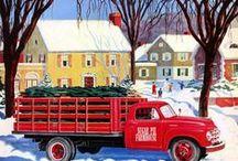 Holiday Warmth / Christmas holidays