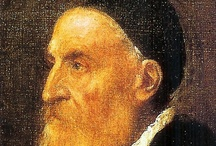 Titian Tiziano Vecelli / by Jesus Martinez