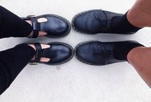 .footwear. / black shoes because i'm basically matty healy / by Alexa Grace