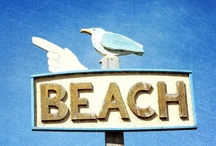 At the beach... / Beautiful beaches / by Amy Lehman
