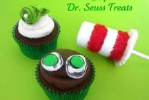 Party Theme: Dr. Seuss Party / A collection of party ideas, recipes, crafts, DIYs and tutorials inspired by Dr. Seuss and his books.