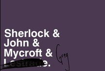 Sherlocked / by Leah Jones
