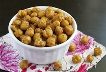 Creative Yummery:  Salty Snack Recipes / Tasty little snack recipes to prepare from scratch.