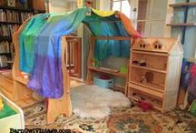 Childrens Spaces / A childs bedroom should be wonderful. A beautiful space for them to escape to. Someplace they can imagine, dream and pretend. These kids spaces are a varied collection that should inspire you!