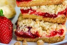 Creative Yummery: Strawberry Recipes / A collection of recipes featuring Strawberries.  Yum!
