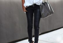 Style Inspiration / Leather