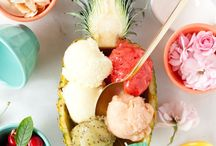 Food Inspiration / Desserts and Ice Creams
