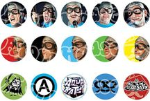 Aquabats Party / by Jenn Erickson {Rook No. 17}