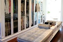House and Home / Closets