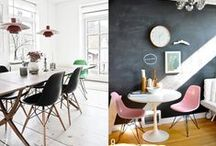 Look: Mid Century Modern / A collection of furniture, architecture, and style from the 1950s and 1960s.  I love Mid Century Modern!