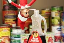Holiday: Elf on the Shelf Ideas / Ideas and inspirations for your Elf on the Shelf.