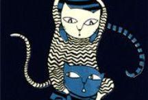 Kitty Cats / Cats, kitties, felines, kitty cats, and kittens. Meow!