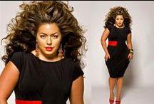 Passion for Plus size Fashion / Beautiful Things & Beautiful Women  / by Kita Bronson