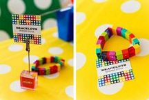 Party Theme: Lego Party / A collection of recipes, crafts and DIYs for the ultimate Lego themed party.