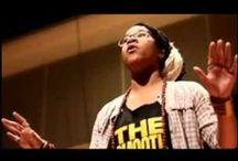 Poetry&SpokenWords / by Ebony Holloman