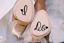 Wedding Shoes / Bridal shoes we love!
