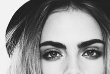 Eyebrows / by Kita Bronson