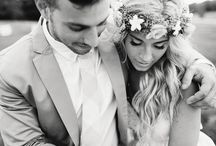Love s t o n e d. / Our wedding day.. / by Jaime Howells